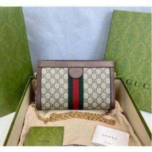 jayl NWT GUCCI Ophidia GG small shoulder bag